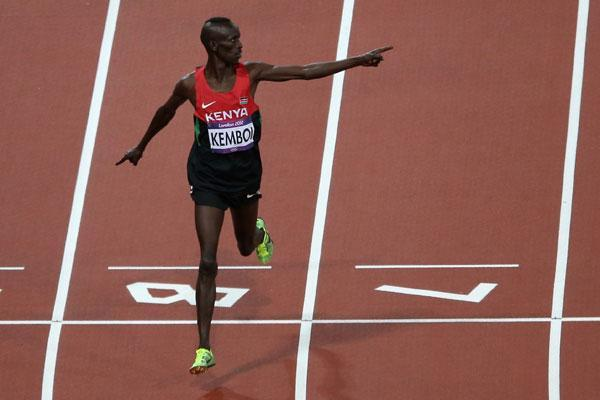 Ezekiel Kemboi (Getty Images)
