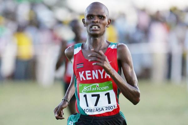 Kenyan distance runner Gideon Ngatuny (Getty Images)