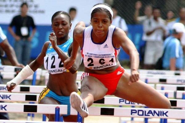 Anay Tejeda on her way to a Cuban record in Cali (Fernando Neris)