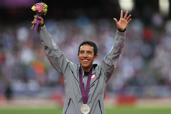 Leo Manzano Olympics ()