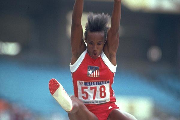 IAAF Hall of Fame - Jackie Joyner Kersee (USA) (Getty Images)