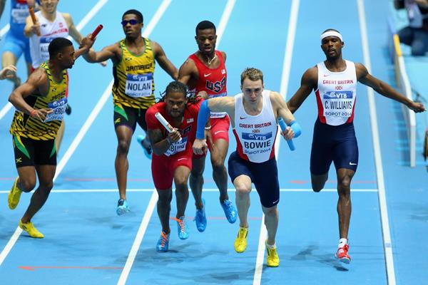 IAAF World Relays - Just One Month To Go!