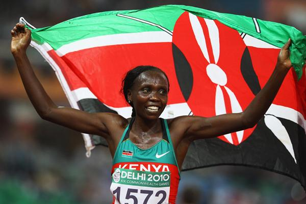 Sylvia Kibet (Getty Images)