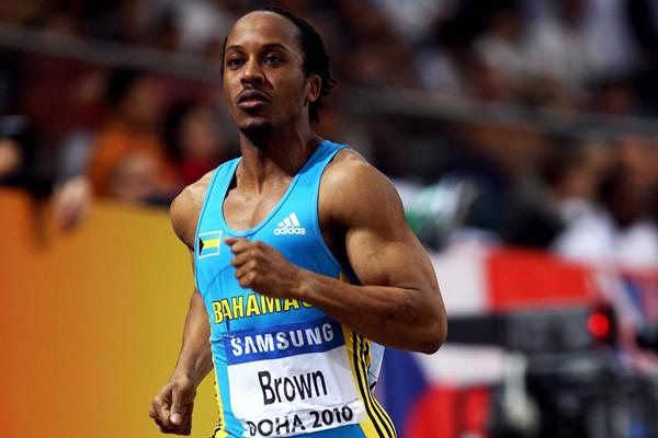 Bahamian 400m sprinter Chris Brown (Getty images)