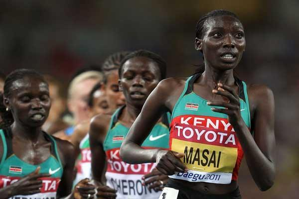Linet Masai (Getty Images)
