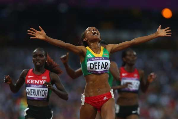 Meseret Defar (Getty Images)