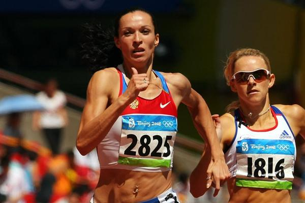 Russian 800m runner Tatiana Andrianova (Getty Images)