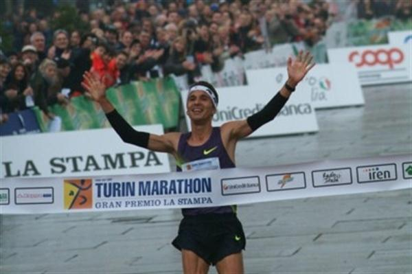 Ruggero Pertile defends home soil with his victory at the Turin Marathon (Lorenzo Sampaolo)