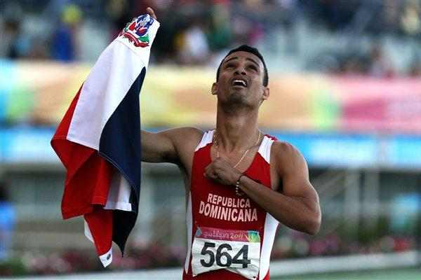 Luguelin Santos at the Pan American Games (Getty Images)