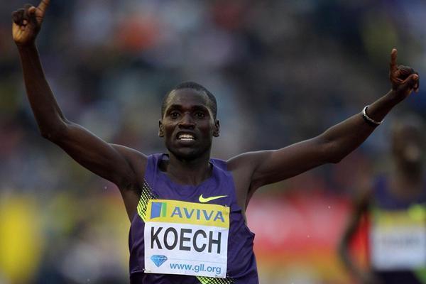 Paul Kipsiele Koech (Getty Images)