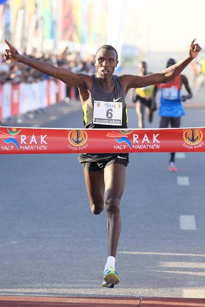 Kabuu and Kiprop lead Kenya's team for Copenhagen – IAAF/AL-Bank World Half Marathon Championships