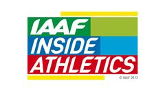 2014 season IAAF Inside Athletics logo (IAAF)