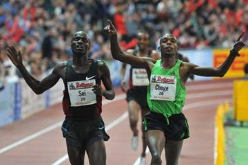 Augustine Kiprono Choge (Getty Images)