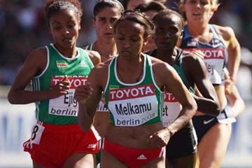 Meselech Melkamu (Getty Images)