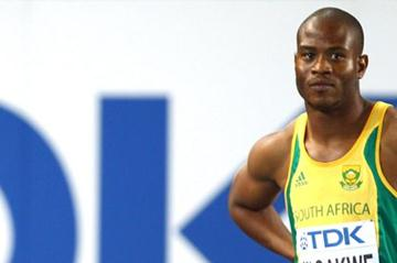 Simon Magakwe (RSA) (Getty Images  )