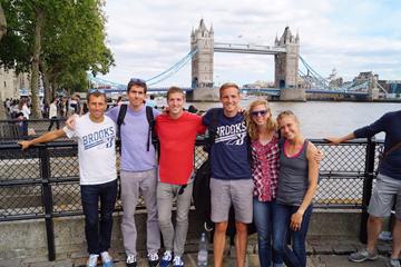 Brooks Beasts in London ()
