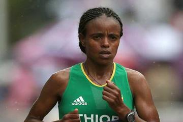 Mare Dibaba (Getty Images)
