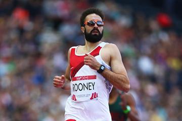 Martyn Rooney Beard ()