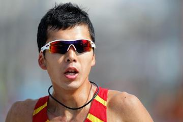 Japanese race walker Yuki Yamazaki (Getty Images)