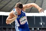 Shot putter David Storl of Germany (Getty Images)