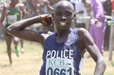Philemon Rono wins Kenya's World Cross selection race in Nairobi (Stafford Ondego, The Standard)