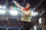 David Storl in the shot put final at the IAAF World Indoor Championships (Getty Images)