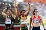 The 2013 IAAF Athlete of the Year women's finalists (Getty Images)