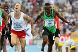800m Polish runner Marcin Lewandowski (Getty Images)