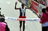 Derba Bedada Medeksa of Ethiopia wins in Belgrade (c)