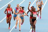 Eunice Jepkoech Sum in the womens 800m at the IAAF World Athletics Championships Moscow 2013 (Getty Images)