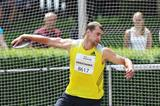 Andrei Krauchanka, winner of the Decathlon in Kladno (Jan Kucharcik)