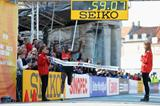 Geoffrey Kipsang Kamworor wins the 2014 world half marathon title in Copenhagen (Getty Images)