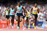 Ayanleh Souleiman winning the mile at the 2013 IAAF Diamond League meeting in London (Getty Images)