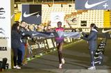 Linet Masai wins at the 2013 San Silvestre Vallecana in Madrid (Organisers)