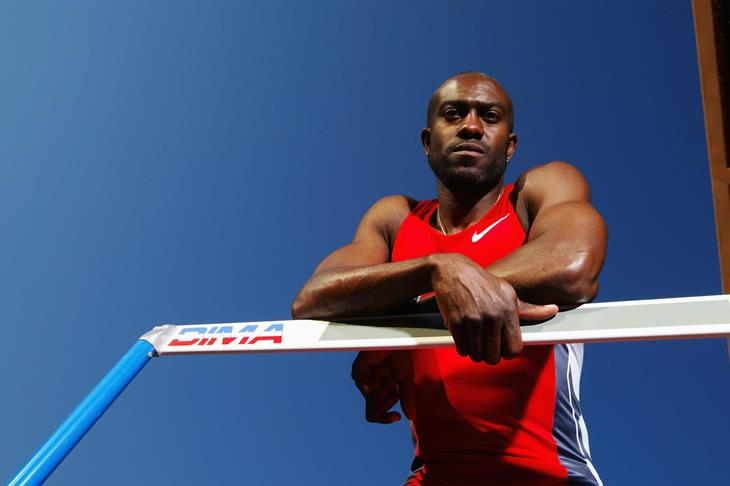 Allen Johnson - Champion's guide to 60 hurdles ()
