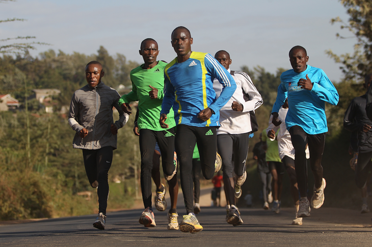Возвращение экс-рекордсмена мира в марафоне Патрика Макау
